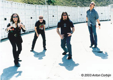 Metallica Death Magnetic Promo Photo